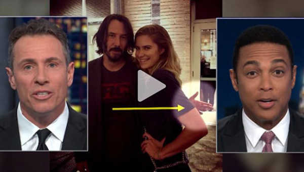 Keanu Reeves: The mystery of the internet's boyfriend
