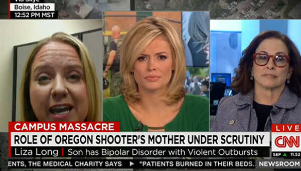 CNN - Role of Oregon's shooter's mother under scrutiny