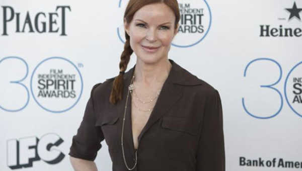 Marcia Cross' personal revelation was a generous act