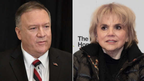 Linda Ronstadt's delicious takedown of Mike Pompeo